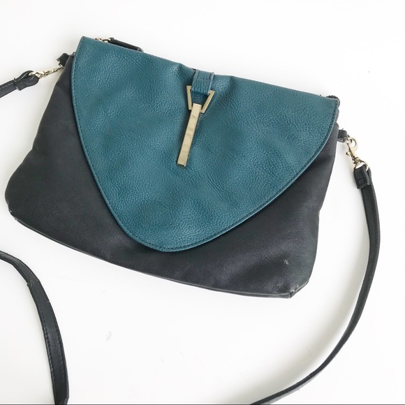 Urban Outfitters Handbags - Urban Outfitters Kimchi Blue Fold Over Crossbody